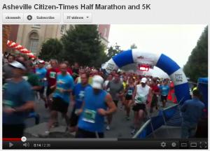 Asheville Citizen-Times axes half-marathon, full marathon