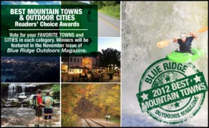 Ten days left to vote for Asheville in 'Best Mountain Towns' poll