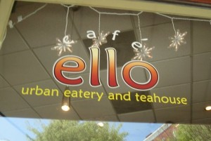 Downtown's Cafe Ello is now Cafe 64