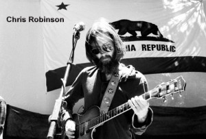 Chris Robinson photo by Matthew Mendenhall.