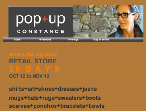 Asheville fashionista Constance Ensner plans downtown pop-up store