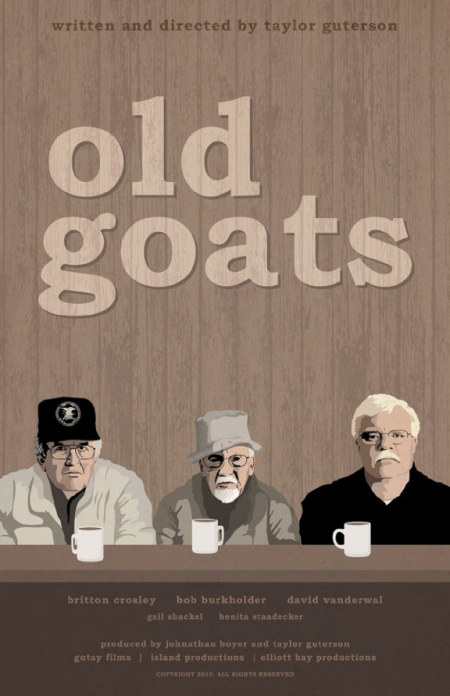 Today: 'Old Goats' chew Cinema Society scenery