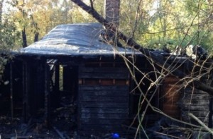 Photo: 72 Montana house fire, the morning after