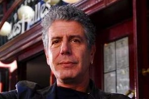 Ashvegas celebrity sighting: Anthony Bourdain at Korean House in Asheville