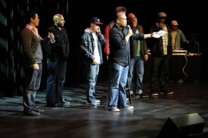 Comedy show takes on racial, ethnic differences