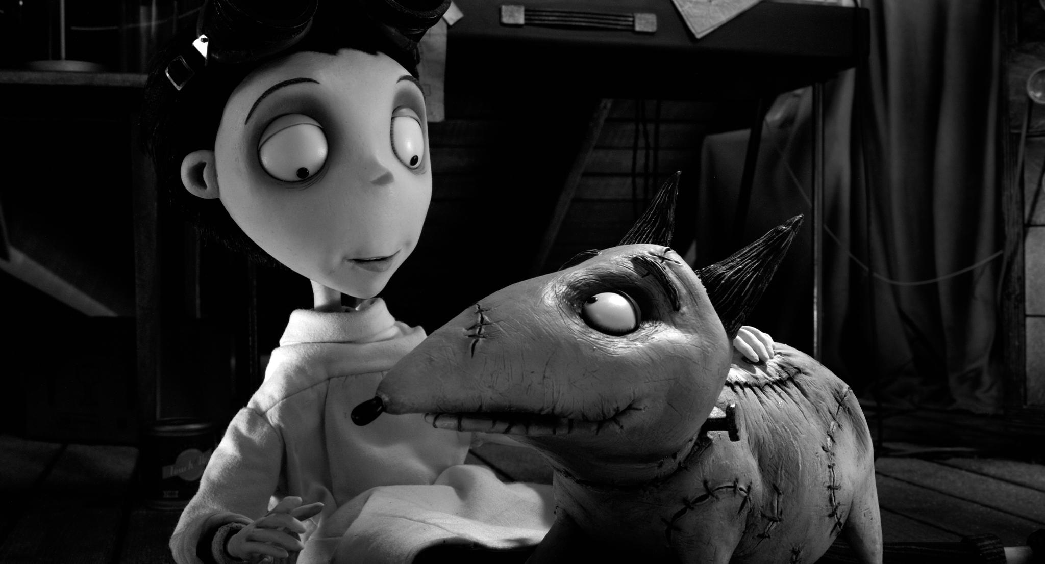 Frankenweenie (Walt Disney Pictures)
