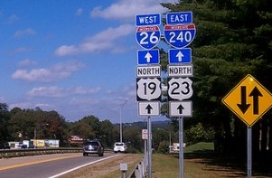 New Belgium brings changes to I-240 interchanges on Haywood Road