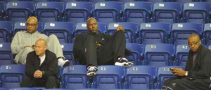 Michael Jordan visits Asheville, watches Bobcats practice, dines at P.F. Chang's