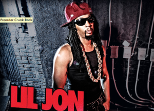 Lil Jon to play Harrah's Cherokee Casino on Oct. 27