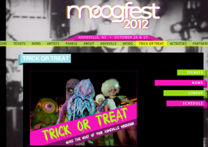 Moogfest 2012: On a budget? Check out these special Moogfest deals, discounts