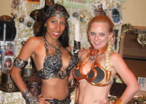 Last-minute DIY Halloween costume ideas from Organic Armor in Asheville