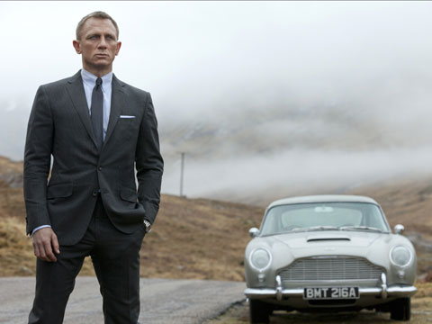Skyfall (Columbia Pictures)