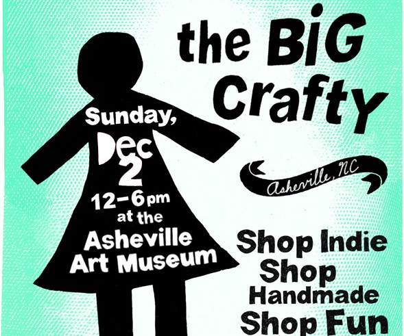 The Big Crafty is this Sunday