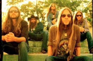CONTEST OVER Win tickets NOW to see Blackberry Smoke at the Peel Friday