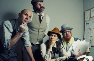 "Local juggling troupe returns with ""The Temps"" on Saturday"
