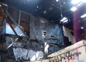 UPDATE: More on city response to concern over dilapidated River Arts District icehouse