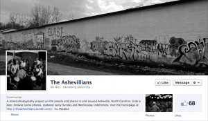 'The Ashevillians' photo project aims to document streets of Asheville