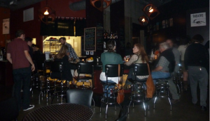 The Magnetic Field restaurant and bar to close in River Arts District; theater will go on