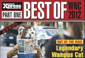 CONTEST OVER Win two tickets NOW to Mountain Xpress 2012 Best of WNC Bash