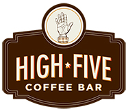 Dripolator gets complete makeover, including new name: High Five Coffee Bar