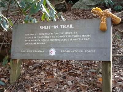 shut-in-trail-sign