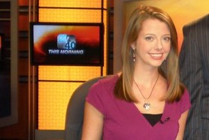 Meteorologist Julie Wunder leaving WLOS-TV