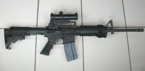 Gun sales skyrocket around Asheville