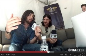 Video: Avett Brothers share favorite places in Asheville in Slacker interview
