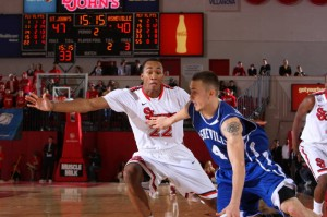 UNCA Bulldogs beat St. John's, score first-ever win against Big East Team