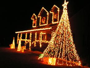 Where to see Asheville's best Christmas yard displays: Readers' 2012 picks