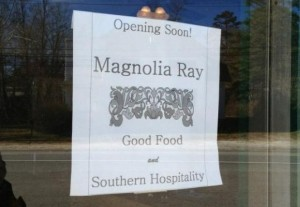 UPDATED Magnolia Ray: New Orleans-style restaurant coming to Woodfin