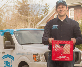 Asheville writer to start Farm to Home Milk delivery service