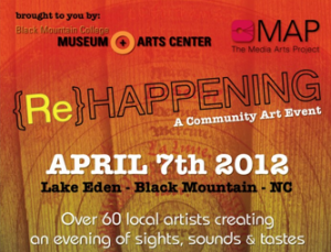 Call to artists to participate in the April 2013 (Re)Happening