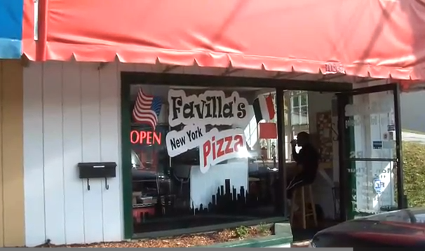 Favilla's New York Pizza in Asheville adding dining room to Patton Ave. location