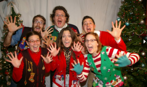 Kipper's annual Ugly Christmas Sweater Dance Party set for Dec. 14