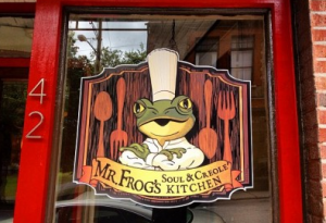 EatScene: Mr. Frog's will close downtown Asheville location on New Year's Eve