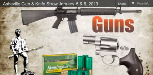 Land of Sky Gun and Knife Show set for Jan. 5-6 at WNC Ag Center