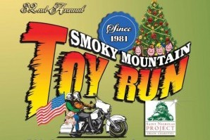 Smoky Mountain Toy run