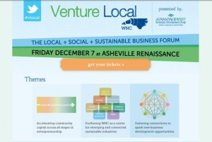 Local, sustainable, social: Venture Local business forum is Friday