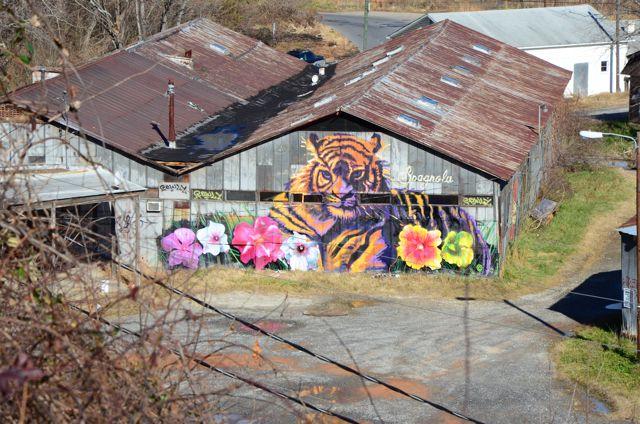 Photos: New Belgium Brewery site in Asheville, December 2012