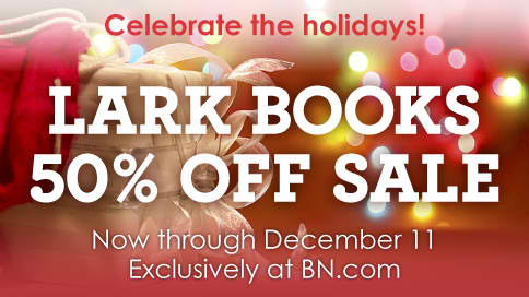 Lark Books offering 50 percent off hundreds of books