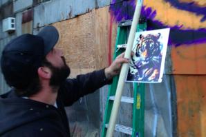 Kolor Kathmandu: Asheville muralist Spagnola seeks funds for trip to Nepal