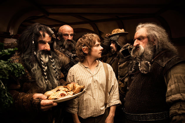 The Hobbit: An Unexpected Journey (Warner Bros. Pictures)