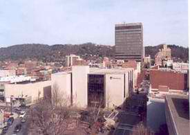 Downtown Asheville bank building sold; what's next?