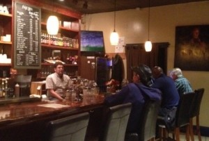 Former Creatures Cafe downtown is now Asheville Radio Cafe
