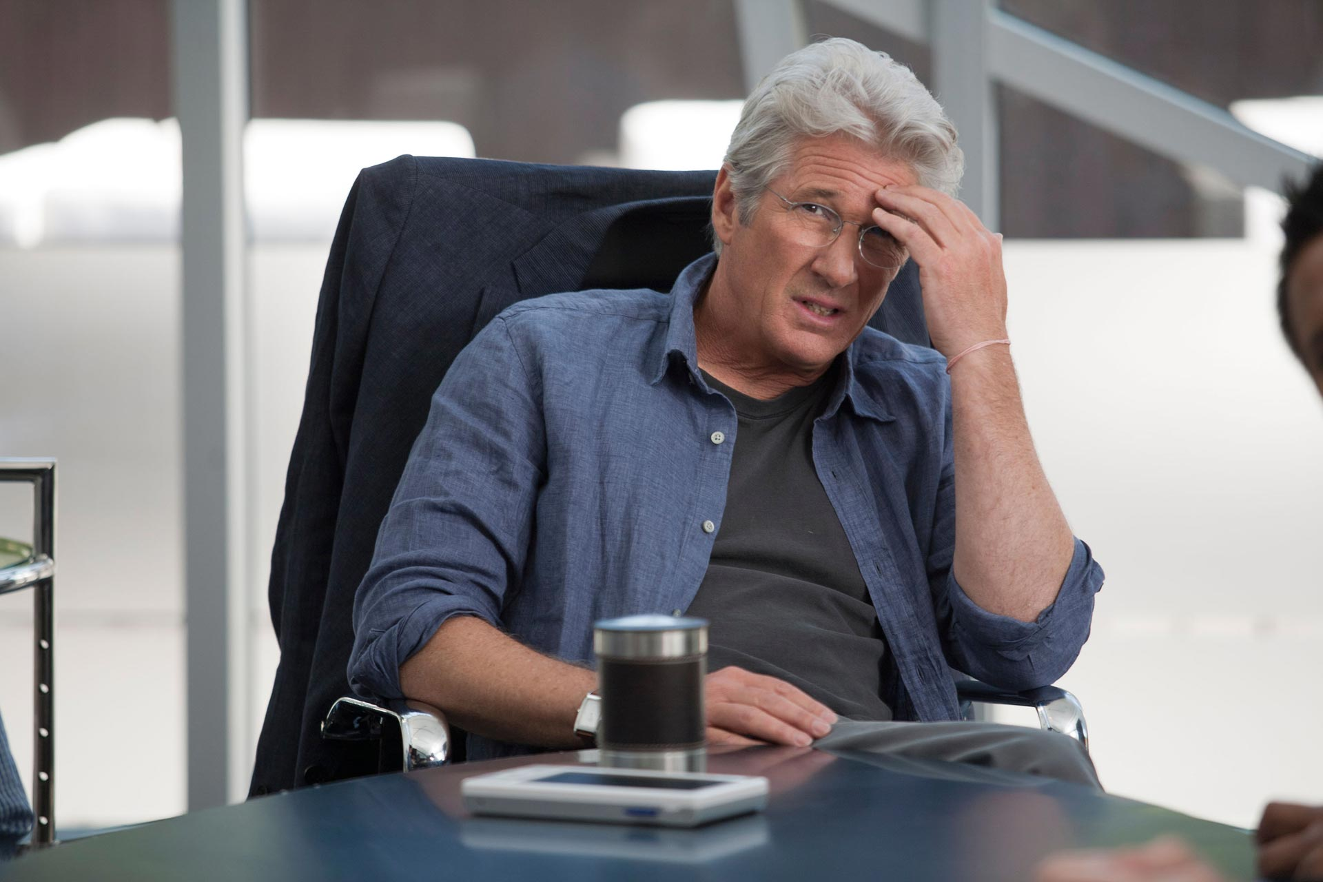 What dirt do they have on you, Mr. Gere? (Relativity Media)