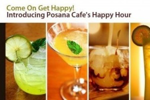 Downtown's Posana Cafe ceases lunch during the week, starts new 'Happy Hour' 4-6 p.m.