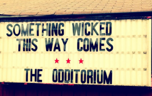 The Get Down on Haywood Road has closed; The Odditorium is up next