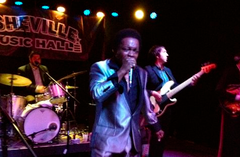 Lee Fields, who played Asheville last month, getting Daytrotter, World Cafe love