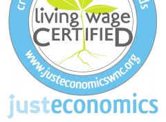 Just Economics, Asheville nonprofit that promotes living wage, increases rate